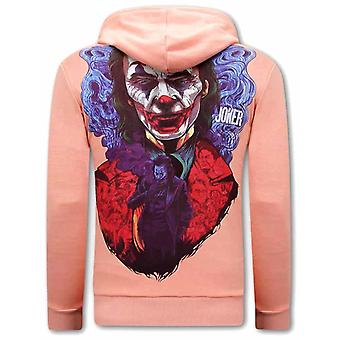 Joker Hoodies - Pink