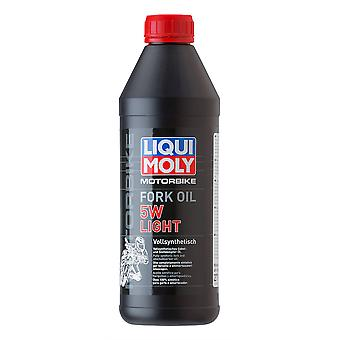 Liqui Moly Motorcycle Motorbike Light Fork Oil 5W 500mL