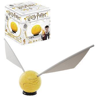 """4D Cityscape Harry Potter: 3"""" Mini Golden Snitch (64 Pieces)"""