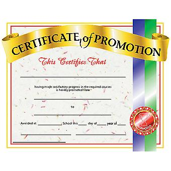 """Certificate Of Promotion, Pack Of 30, 8.5"""" X 11"""" H-Va509"""
