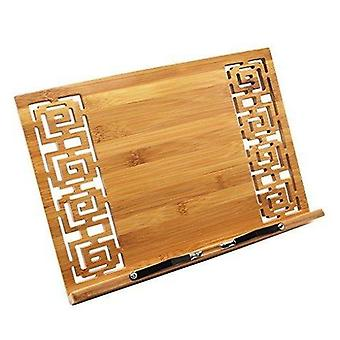 Tragbarer verstellbarer Holzleseständer