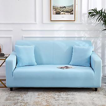 Elastinen tasainen kiinteä venytys tiukka wrap all-inclusive sohvan kansi
