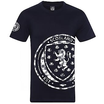 Scotland Mens T-Shirt Graphic OFFICIAL Football Gift