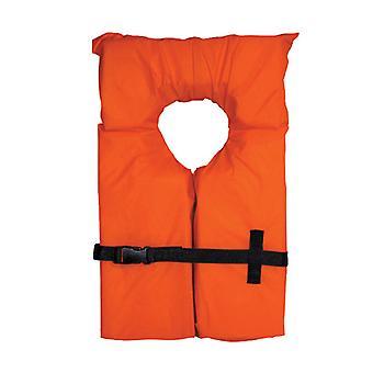 Kwik Tek 10000-15-A-OR Type II Keyhole, Adult, Orange