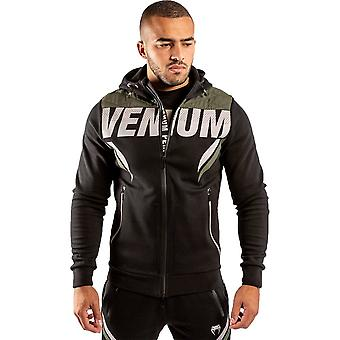 Venum One FC Impact Hoodie Svart/Khaki