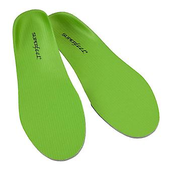New Superfeet Unisex Green Capsule Insoles