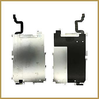 "Til iPhone 6 4.7"" LCD-skærm Heat Shield Metal Plate Home Button Flex Kabel"
