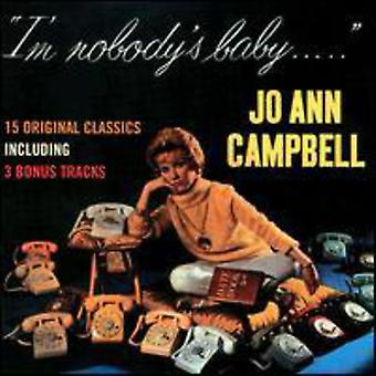 Jo-Ann Campbell - I'm Nobody's Baby [CD] USA import