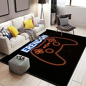 The New Game Controller Carpet Decoration For Home Bedroom Kitchen Living Room
