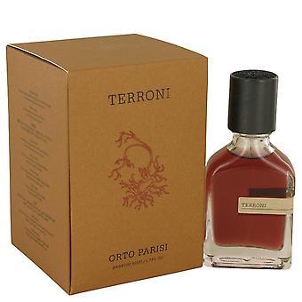 Terroni Parfum Spray (Unisex) By Orto Parisi 1.7 oz Parfum Spray