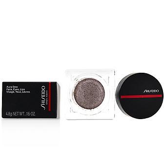 Shiseido Aura Dew Face  Eyes  Lips - # 01 Lunar (Silver) 4.8g/0.16oz
