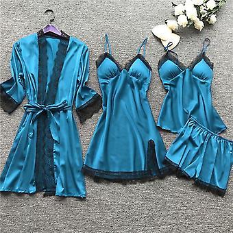 Summer Women Pajama Sets