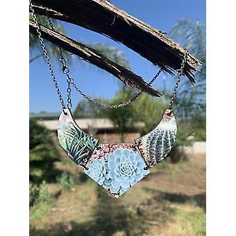 Terrarium Necklace #6134