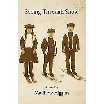 Seeing Through Snow by Matthew Higgins - 9781760413897 Book