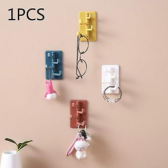 Wall-mounted Multifunctional Toilet Paper Holder, Stand, Tissue Rack