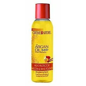 Creme Of Nature Serum Protector Argan Oil Gloss y Shine Polisher 118 ml