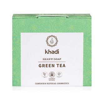 Khadi Jabón Shanti Té Verde 100 gr