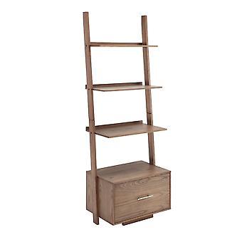 Libreria American Heritage Ladder con cassetto file - R6-271