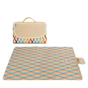 Portable outdoor picnic mat beach mat waterproof camping  blanket yspm-55