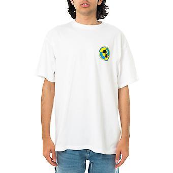 T-shirt carhartt wip test t-shirt vit i029940.02