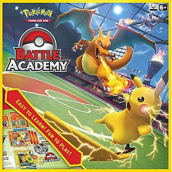 pokemon tcg: kamp akademiet brettspill
