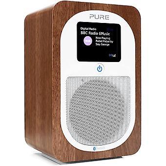 Evoke H3 Bluetooth Digitalradio (DAB+, DAB, UKW, Bluetooth, Sleep-Timer, Weckfunktion,