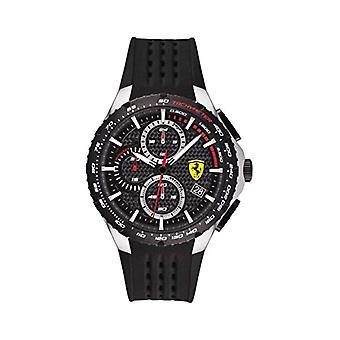 Scuderia Ferrari Quartz Watch with Silicone Strap 830732