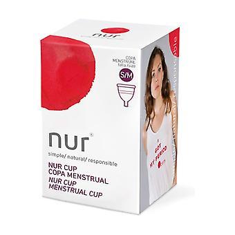 Menstrual Cup S / M 1 unit (100%) (M)