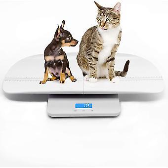Multi-Funktions-Digital-Haustier-Skala, um Hund und Katze Gewicht genau zu messen, Präzision bei ±
