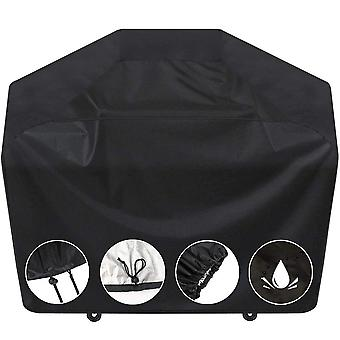 Grill Cover 58 inches BBQ Special Grill Cover Waterproof UV Fade Resistant Durable Convenient Covers