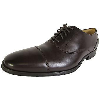 Cole Haan Mens Adams Cap Oxford II Zapato de cuero