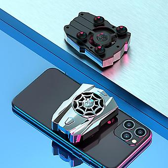 Universal Phone Cooler Suction Cup Mobile Phone Radiator