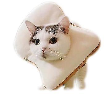 M bagel cat collar avocado bagel cat pet headgear anti-lick ring dt5628