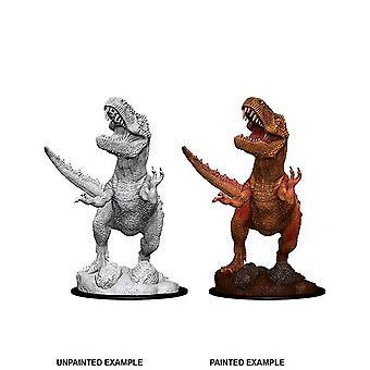 ダンジョンズ&ドラゴンズ D&D ノールズルの素晴らしいミニチュアT-レックス
