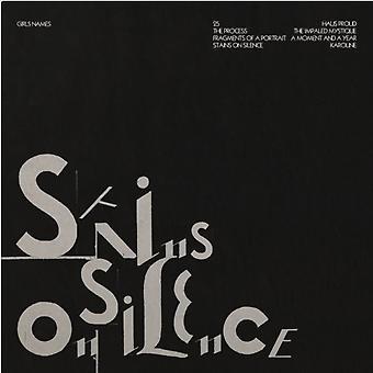 Mädchen Namen – Flecken auf Stille Limited Edition Orange Vinyl