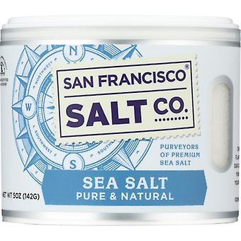 San Francisco Salt Co Salt Sea, Case of 6 X 5 Oz