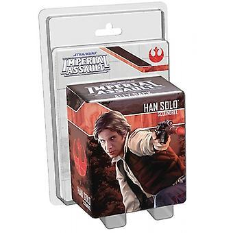 Star Wars Kejserlige Assault Han Solo Ally Expansion Pack