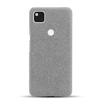 Fabric Texture Creative Phone Case For Google Pixel 4a 5g 6.2 Inches
