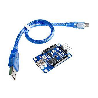 5Sets xbee explorer xbee usb mini adapter module board base shield multifunction new
