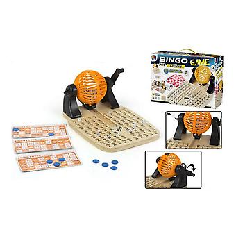 Bingo CB Games Wood