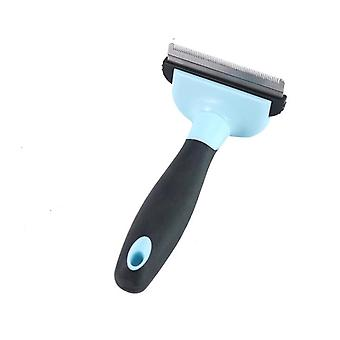 Pet Grooming Brush Shedding Professional Deshedding Tool For Dogs And Cats