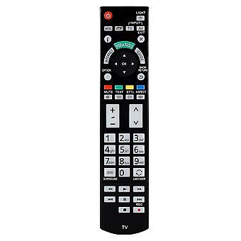 Kaukosäädin N2QAYB000715 Sopii Panasonic Led TV TX-L42ETW50 -ohjaimelle