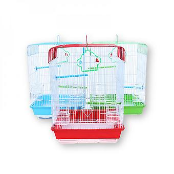 Small And Medium-sized Wire Bird Cage Parrot Bird Pet Cage