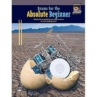 Bateria para o Iniciante Absoluto. Livro/CD