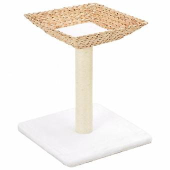 Chunhelife Cat Tree With Sisal Scratching Post Seagrass