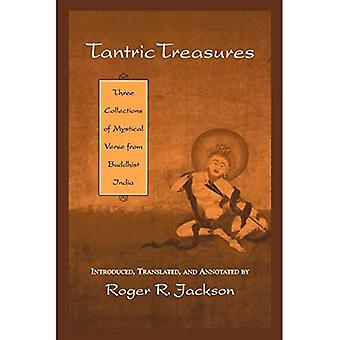 Tantric Treasures : Three Collections of Mystical Verse from Buddhist India