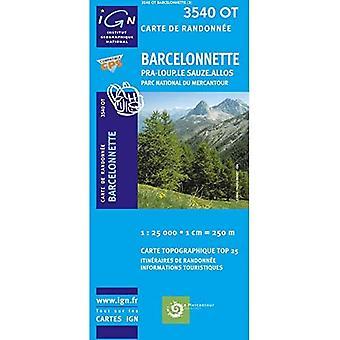 Barcelonnette / PRA-Loup / Le Sauze / Allos: 2012