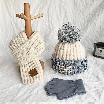 Children's Hat Scarf Glove Set