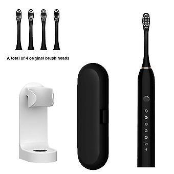 Sonic elektrische Zahnbürste Ultraschall automatische usb wiederaufladbare ipx7 wasserdichte Aufhellung Zähne