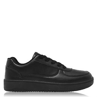 Fabric Boys Via Junior Trainers Sneakers Sports Shoes Comfortable Lace Up